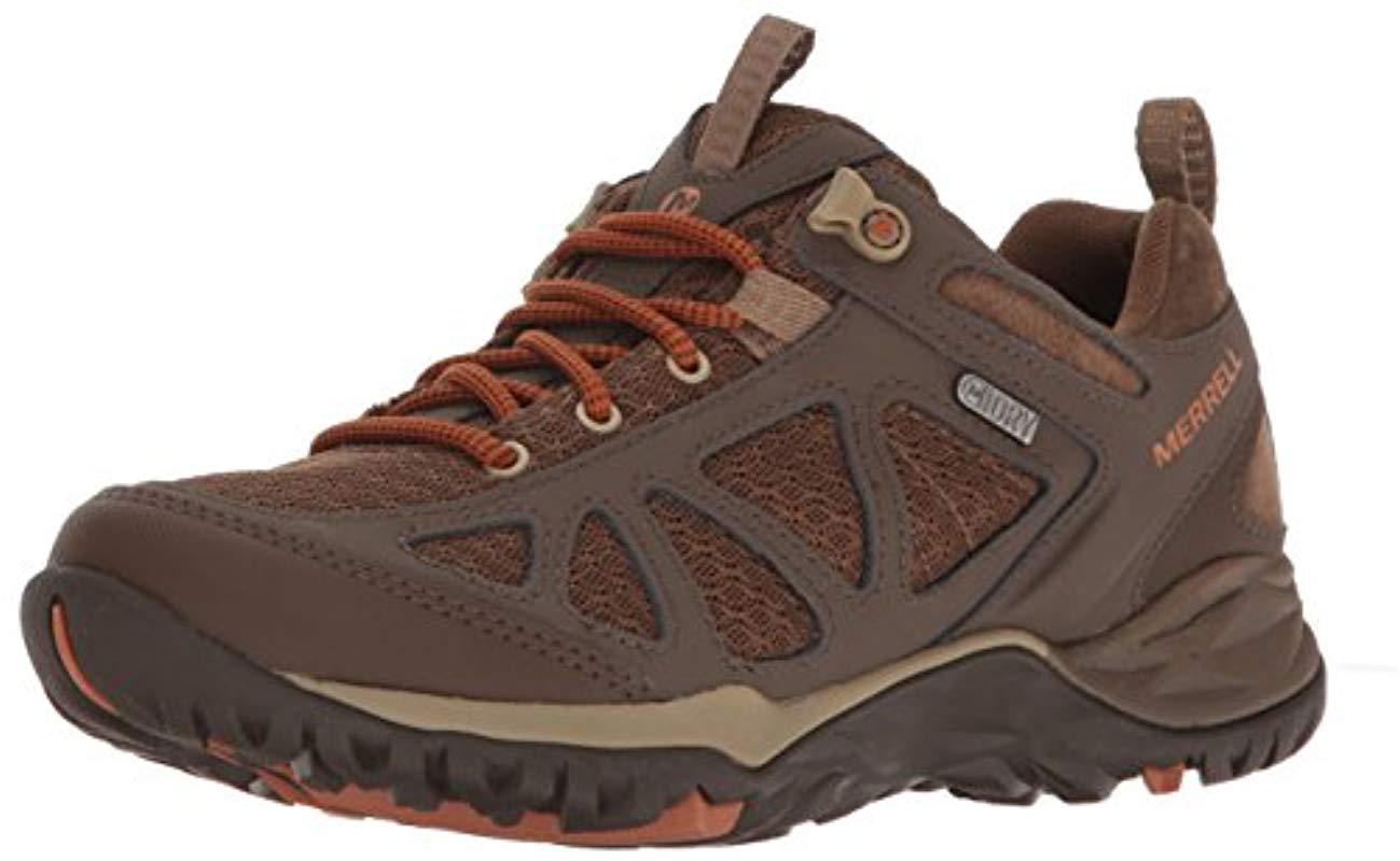 5d62d7ba55d Women's Brown Siren Sport Q2 Waterproof Hiking Shoe