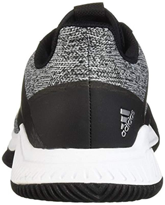 Lyst - adidas Crazyflight Team Volleyball Shoe in Black - Save 24% a3e3ce64c