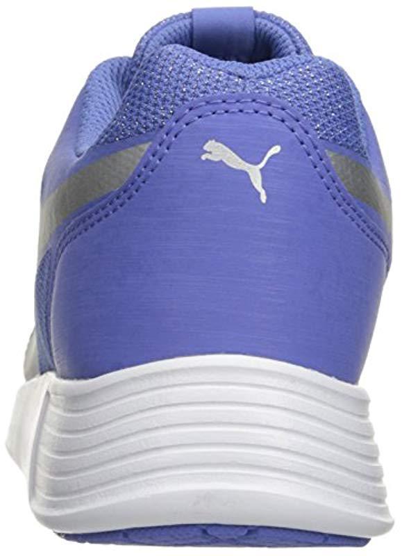 1d99b568170 PUMA - Blue St Evo Gleam Wns Cross-trainer Shoe - Lyst. View fullscreen
