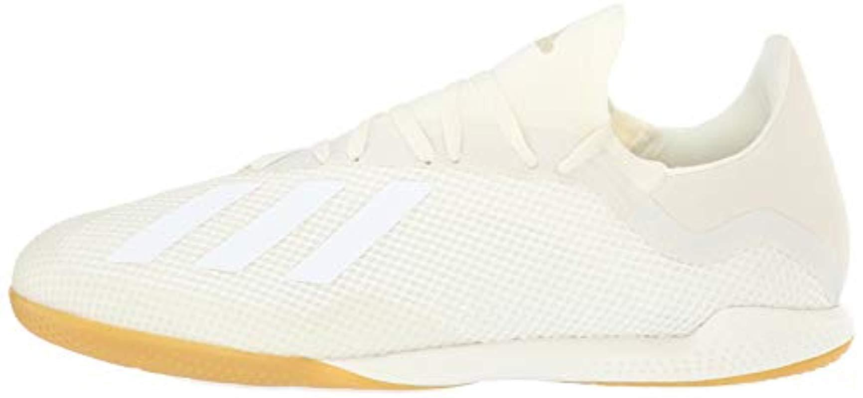 ce6cd1e41 Lyst - adidas X Tango 18.3 Indoor Soccer Shoe in White for Men
