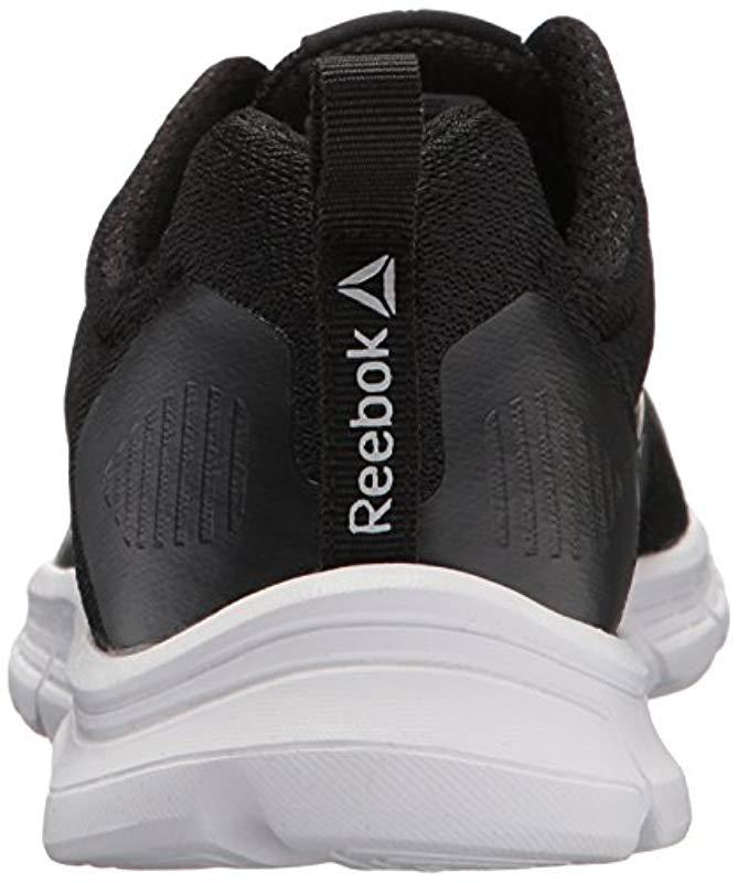 b2cc77b15fbce Lyst - Reebok Run Supreme 4.0 Sneaker in Black - Save 65%
