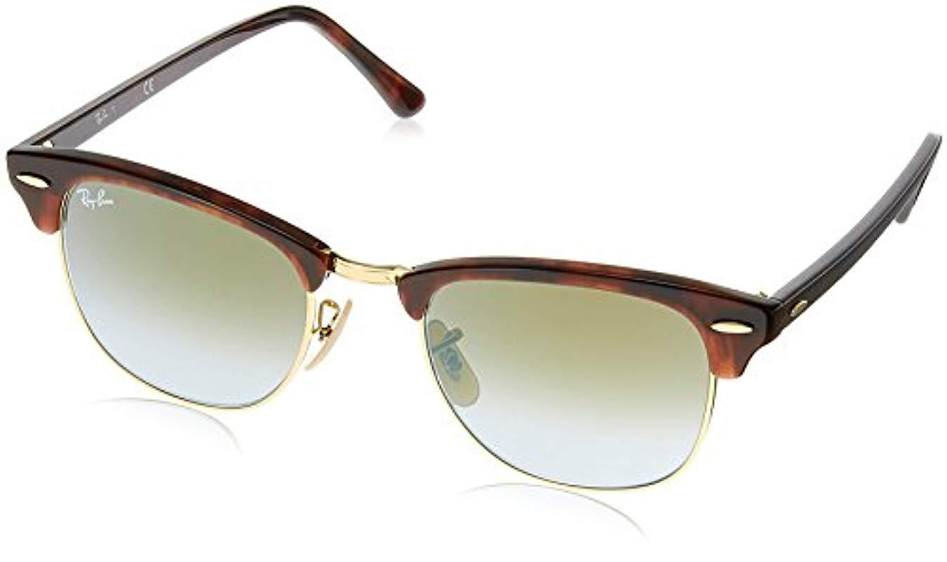 f71fe54529709 Lyst - Ray-Ban Clubmaster Classic Sunglasses for Men