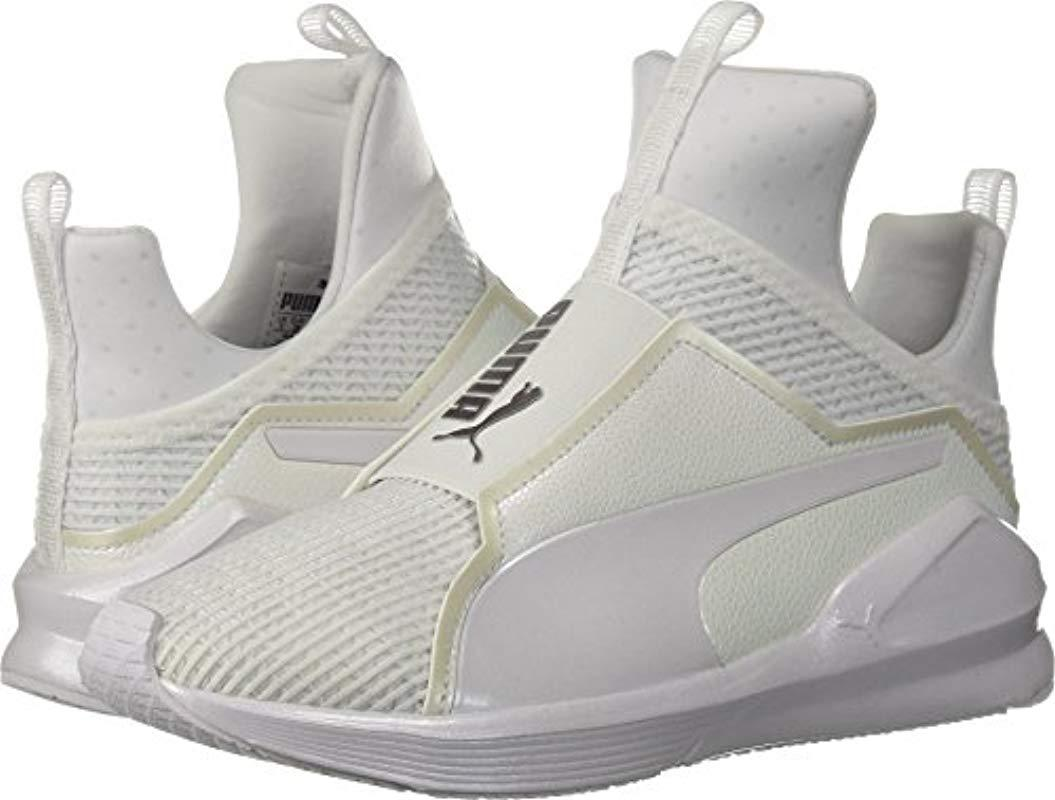 889c5b76899 Lyst - Puma Fierce En Pointe Wn Sneaker in White - Save ...