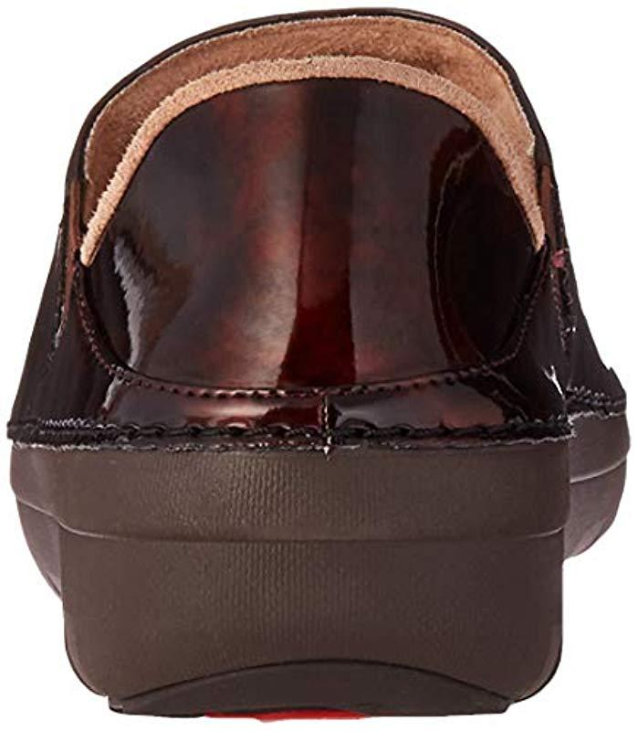 cefd21854f8 Fitflop - Brown Superloafer Tortoiseshell Loafer - Lyst. View fullscreen
