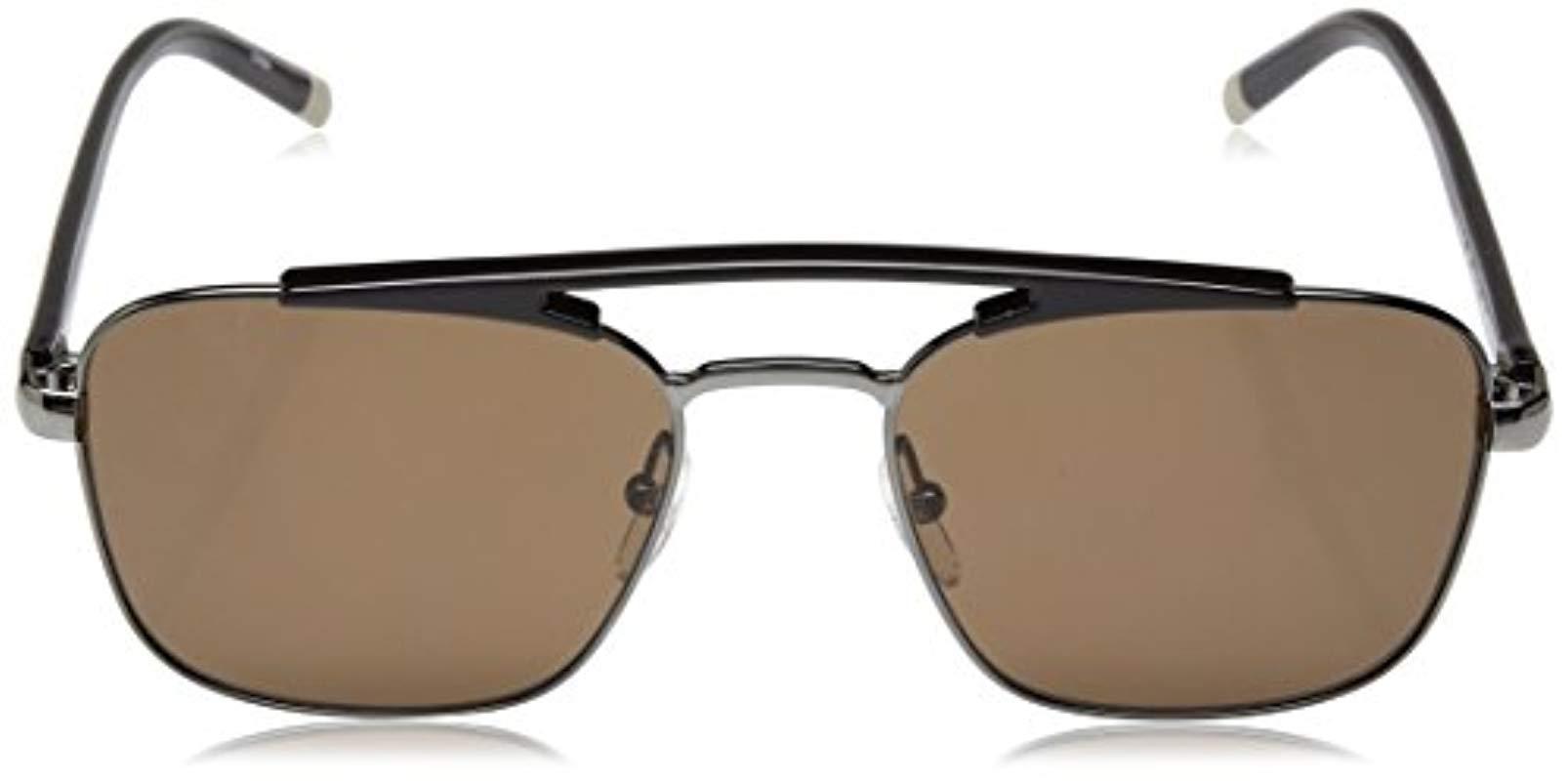 3bed9bc0f1 Lyst - Calvin Klein Ck1221s Navigator Sunglasses Aviator