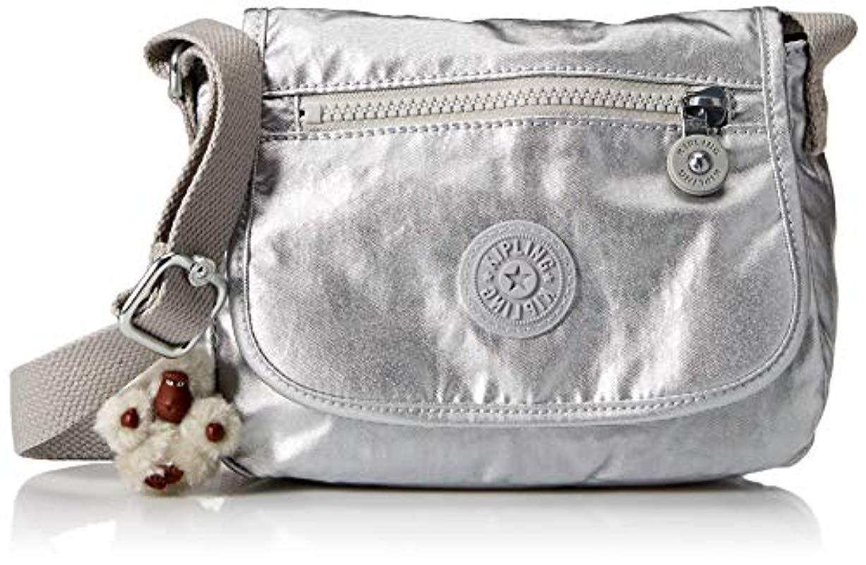 3aee3357bd68e Kipling - Metallic Womens Sabian Crossbody Mini Bag - Lyst. View fullscreen