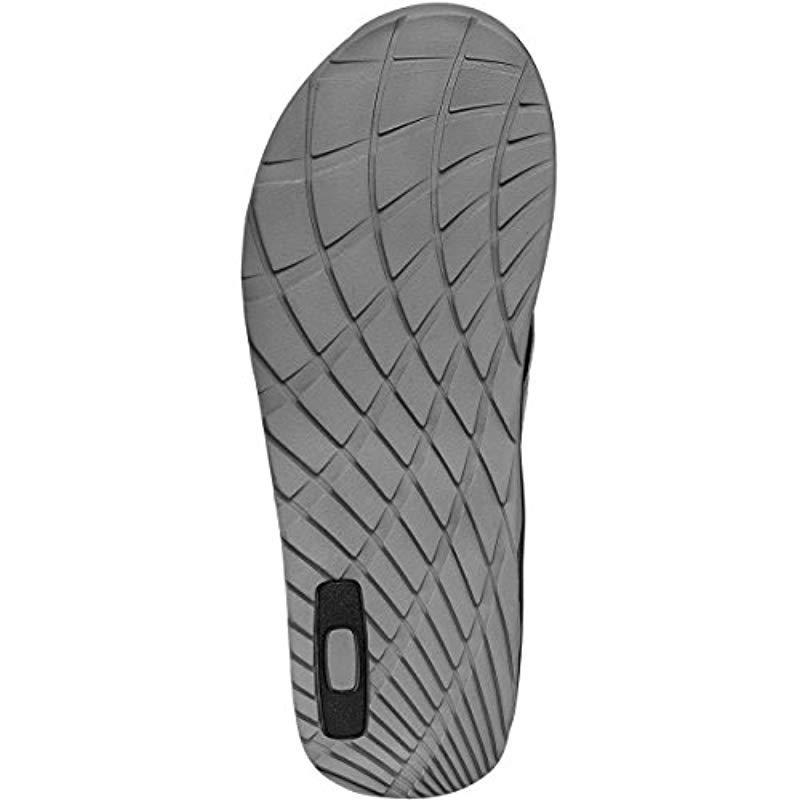 52d11de70bdb Lyst - Oakley Dune Sandal in Black for Men