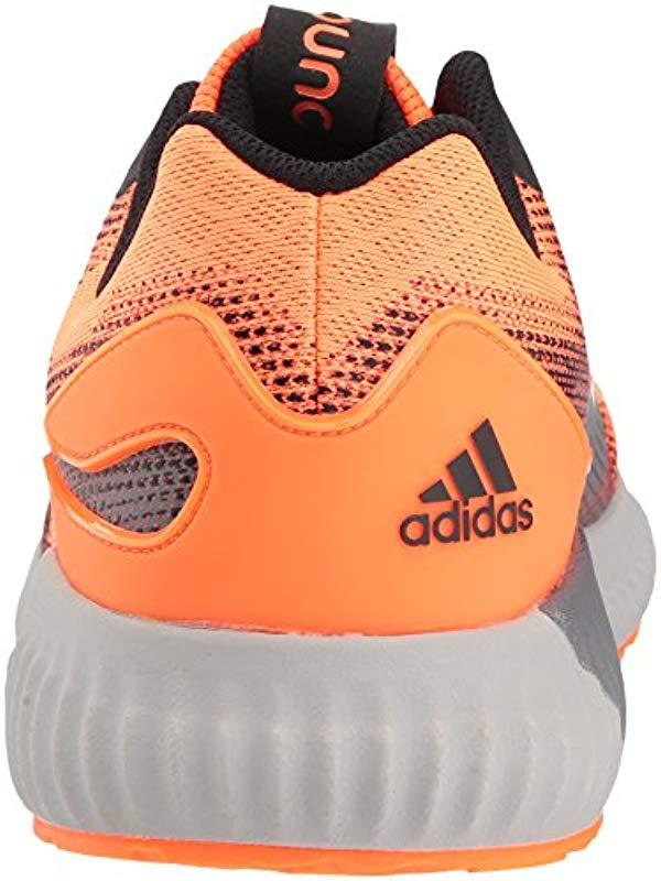 sports shoes da32f 87f80 Lyst - adidas Aerobounce St M Running Shoe in Orange for Men