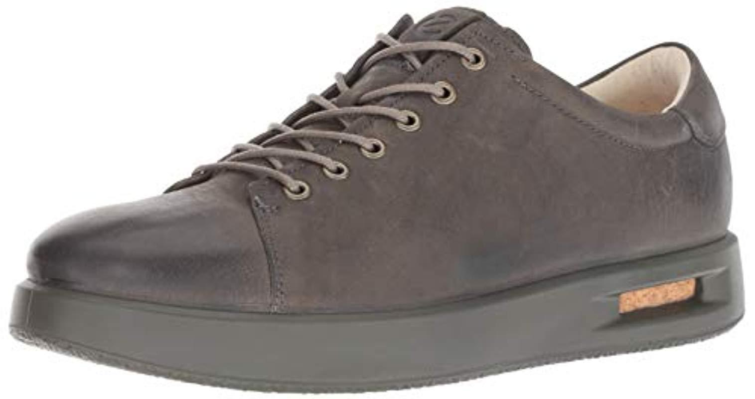 Lyst Ecco S S Corksphere 1 Tie Trainers For Men