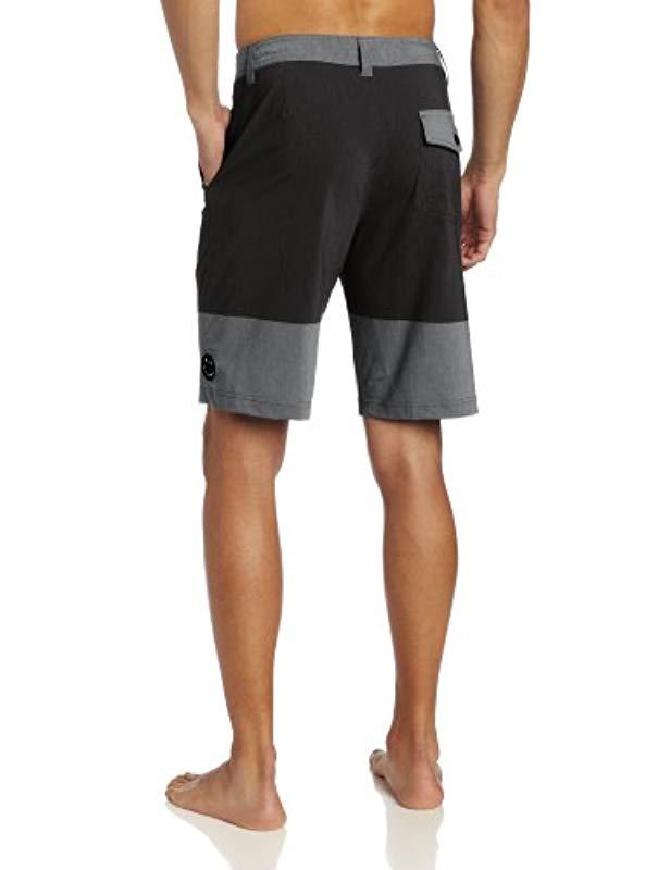 bd8c9feaec Lyst - O'neill Sportswear Oneill 21 Inch Outseam Cargo Pocket Hybrid  Stretch Walk Short in Black for Men