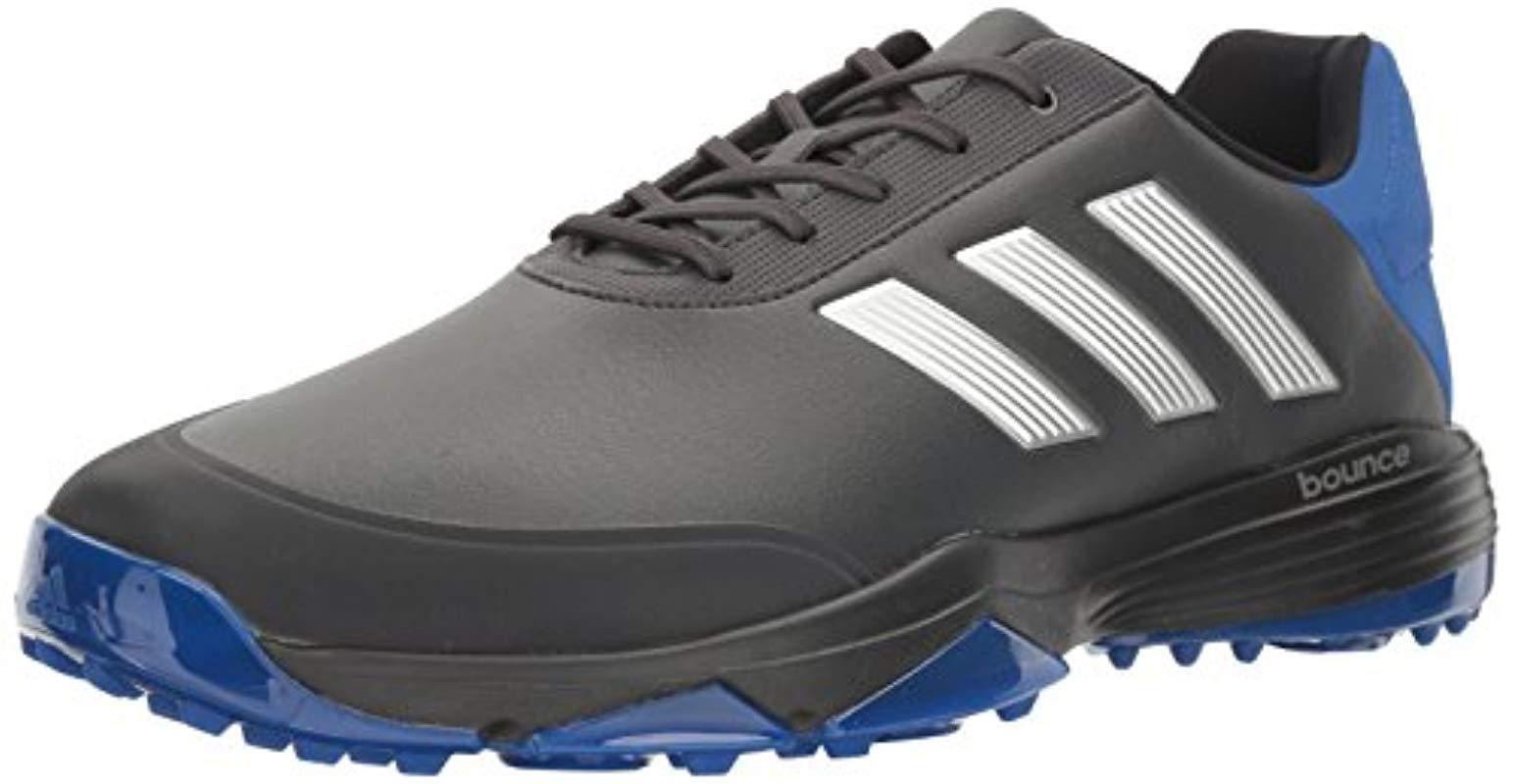 1dd6caae1697e Lyst - adidas Adipower Bounce Wd Ftwwht Golf Shoe in Black for Men ...