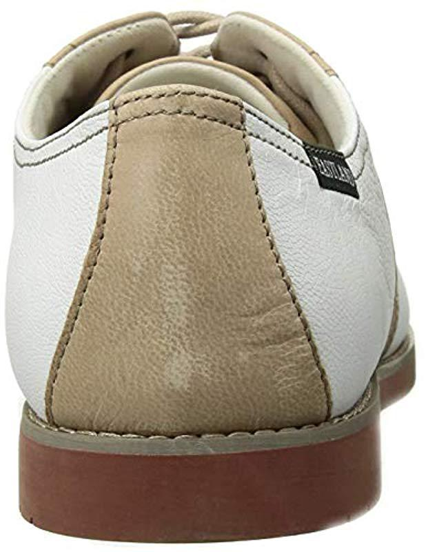 c85b84936ce Lyst - Eastland Sadie Oxford in Natural - Save 1%