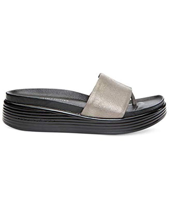 b49f962ba6c3 Lyst - Donald J Pliner Fifi Platform Sandal - Save 6%