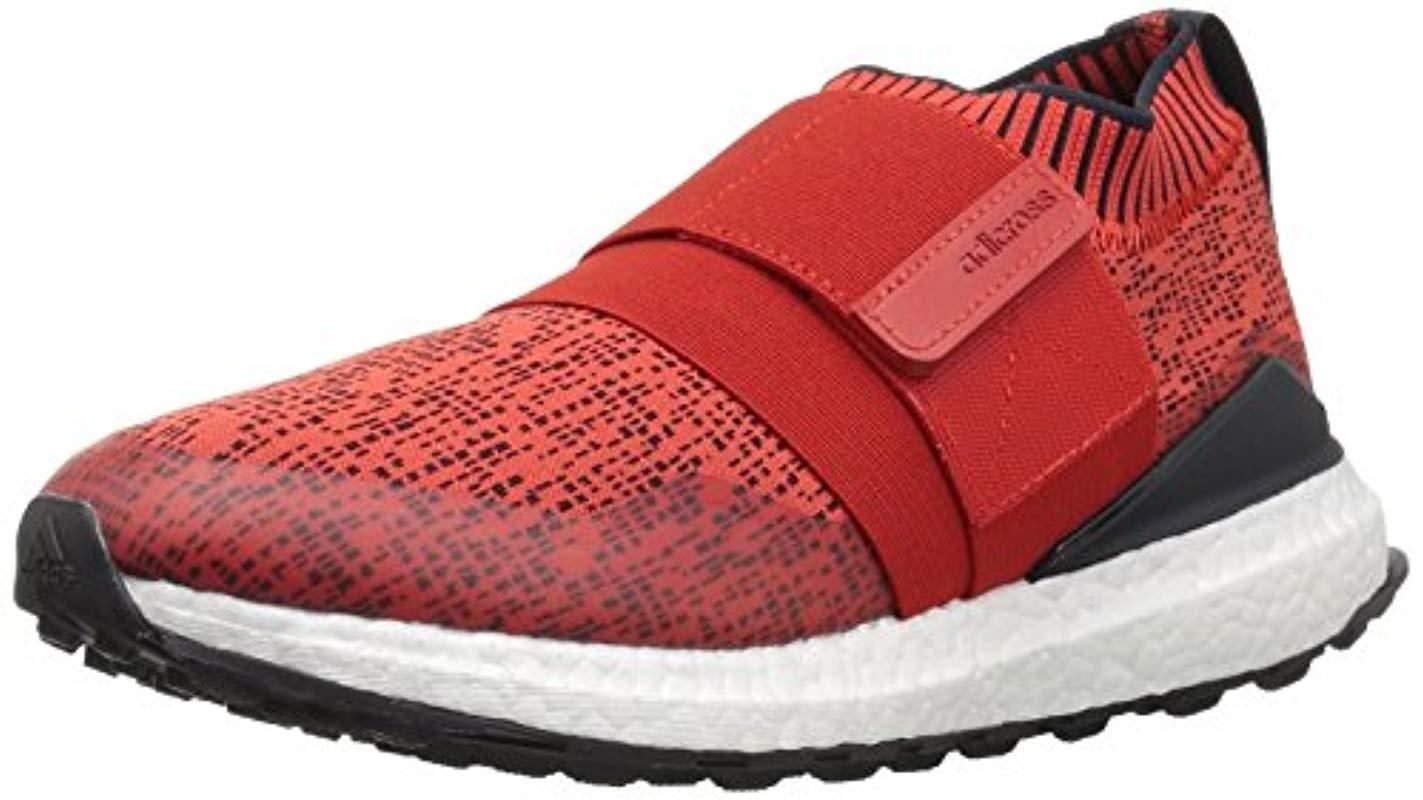 f06b4a4d26c Lyst - adidas Crossknit 2.0 Golf Shoe in Red for Men