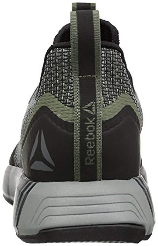 81095491c022 Reebok - Green Fusion Flexweave Sneaker for Men - Lyst. View fullscreen