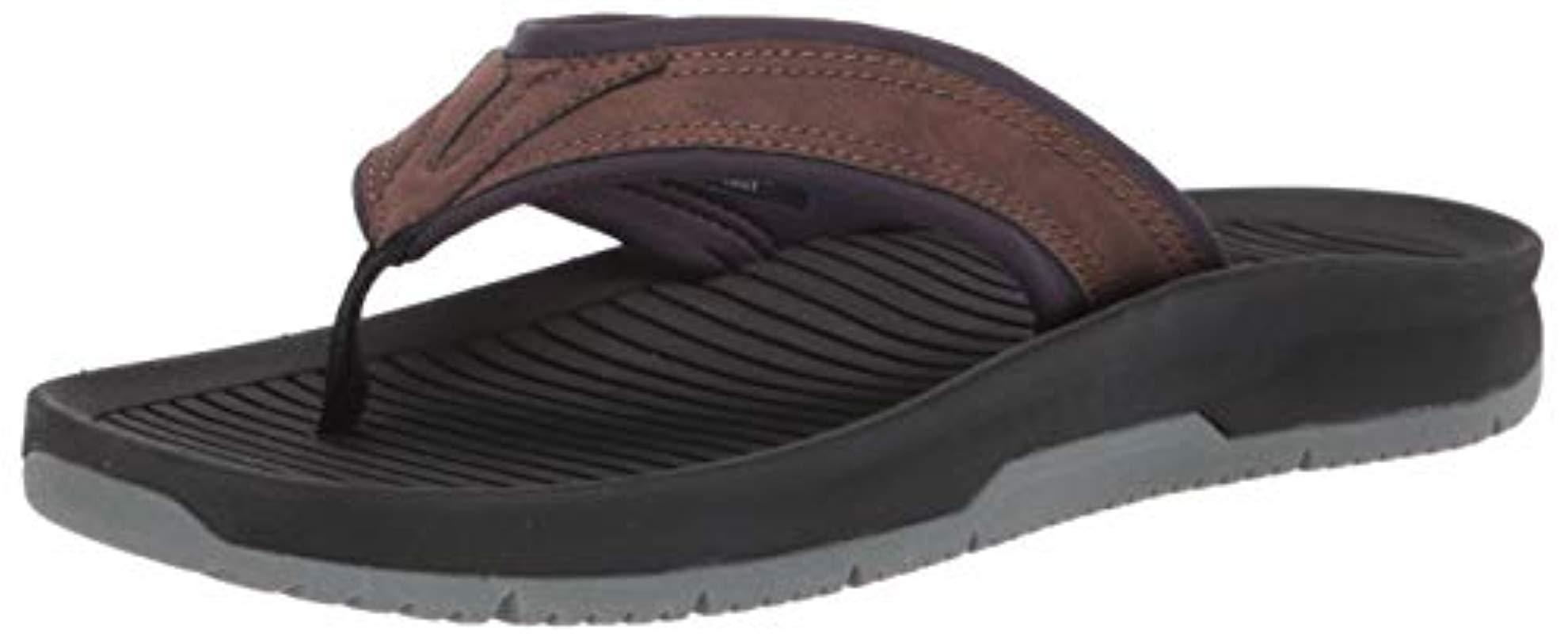 Scholl/'s Shoes Men/'s Basin Slide Sandal Brown Canvas 8 M US Dr