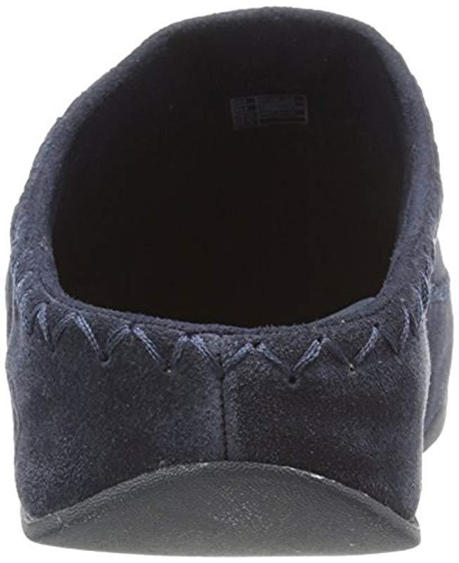 4ed3f31b6d8 Lyst - Fitflop Gogh Moc Open-back Clog in Blue - Save 19%