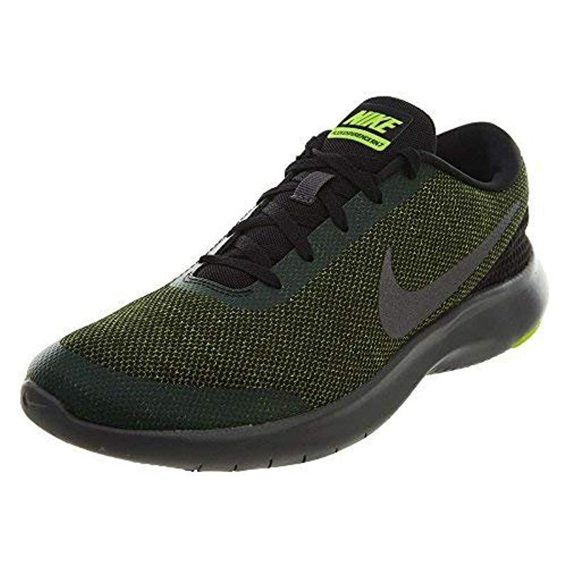 a5fc6d93f448 Lyst - Nike Flex Experience Rn 7 Running Shoe in Black for Men