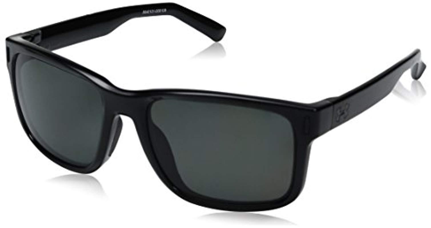 5e9abde54f Lyst - Under Armour Eyewear Assist Sunglasses in Black for Men