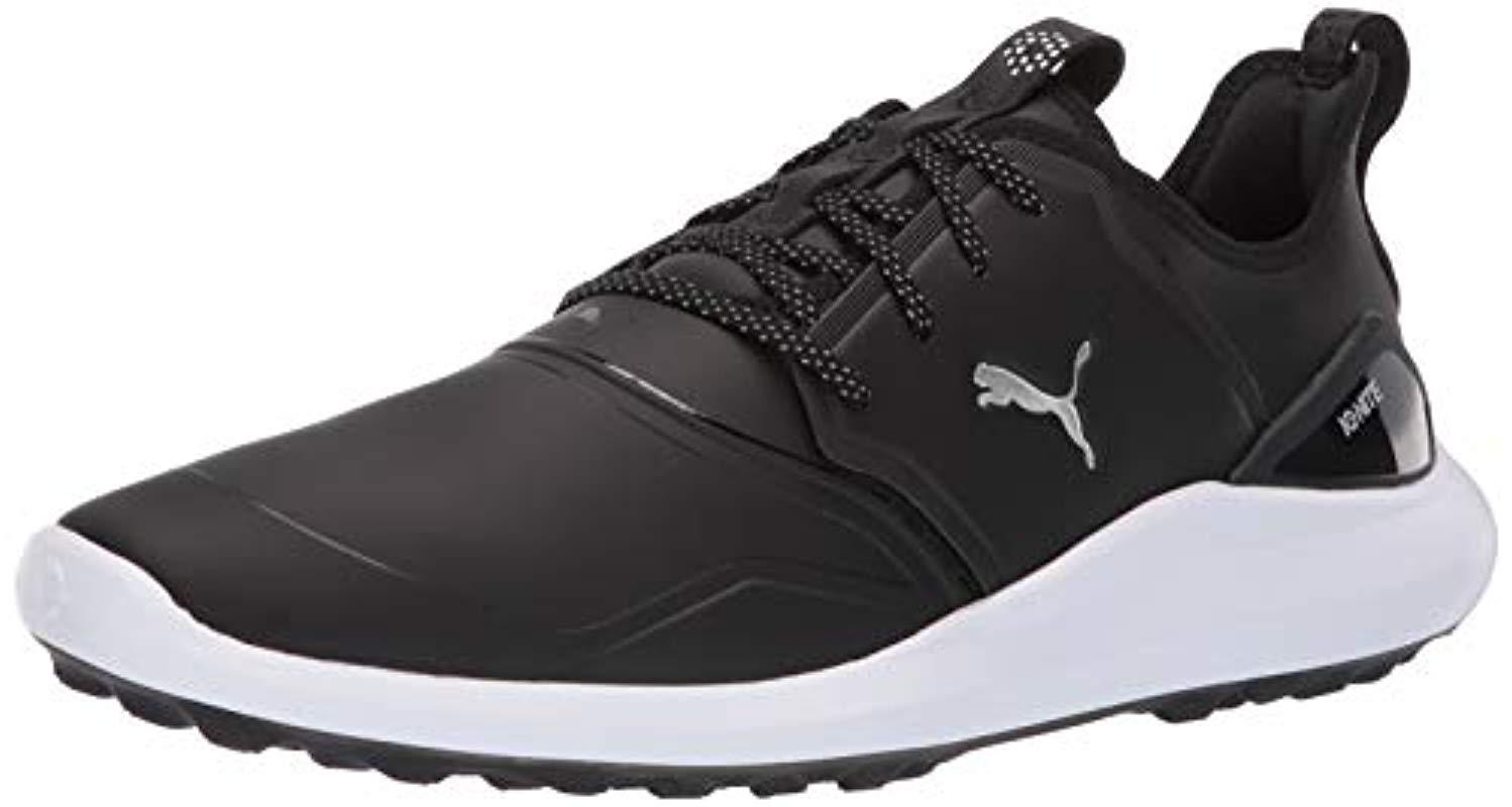 54f86dd2093 Lyst - PUMA Ignite Nxt Pro Golf Shoe in Black for Men