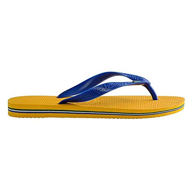 3ca726e882176 Havaianas - Multicolor Brazil Sandal Flip Flop for Men - Lyst. View  fullscreen