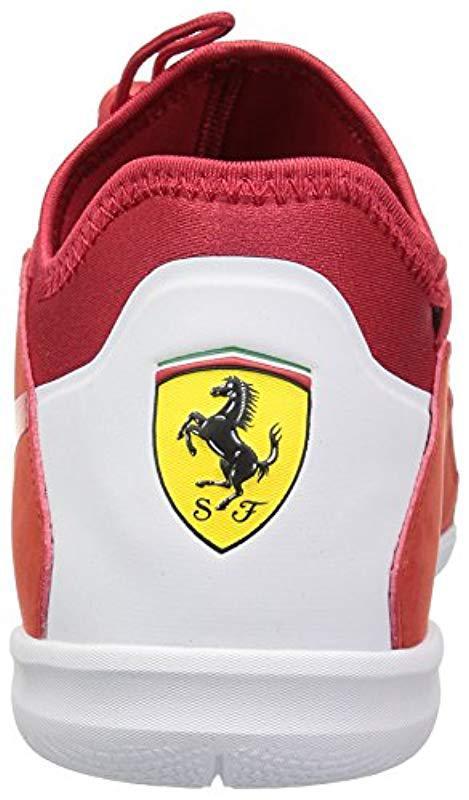 3b3f54ac0c2db1 PUMA - Red Ferrari F Cat Ignite Sneaker for Men - Lyst. View fullscreen