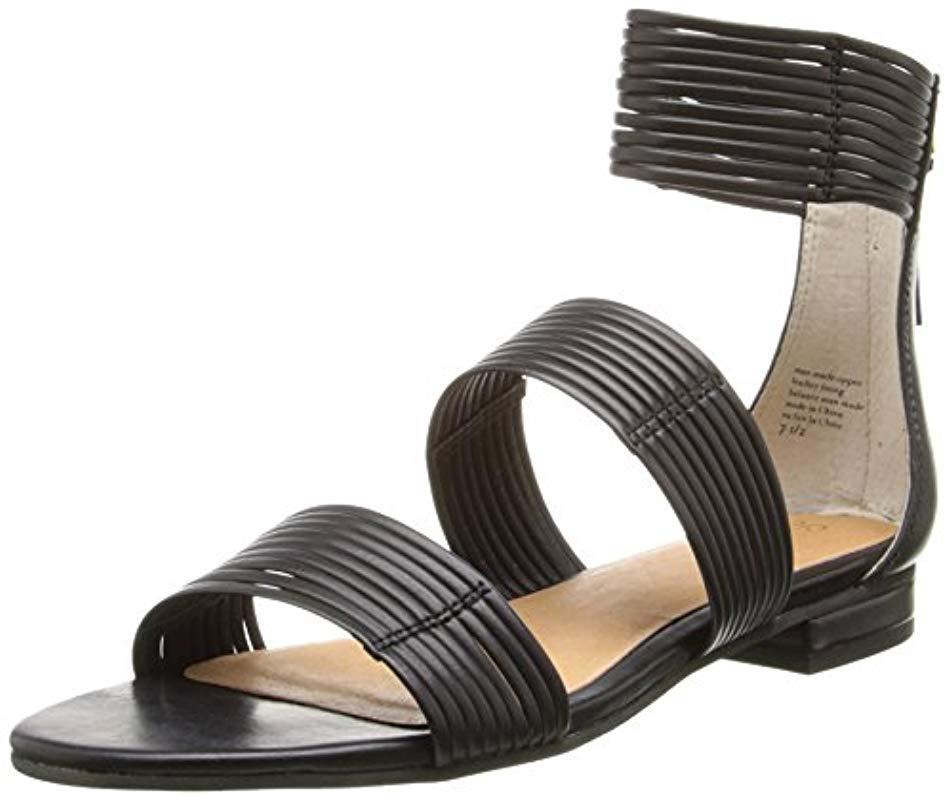 ff8dfd8f0 Lyst - Seychelles Corona Ankle-strap Sandal in Black - Save 40%