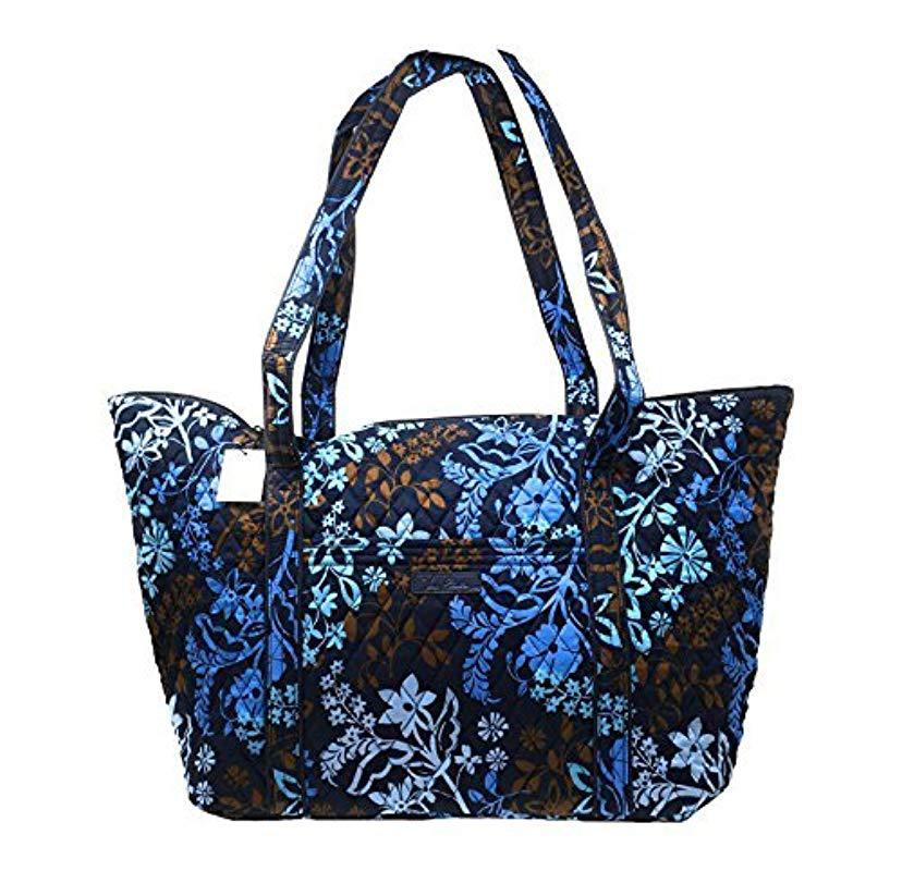 fcde60d3fb38 Lyst - Vera Bradley Iconic Miller Travel Bag