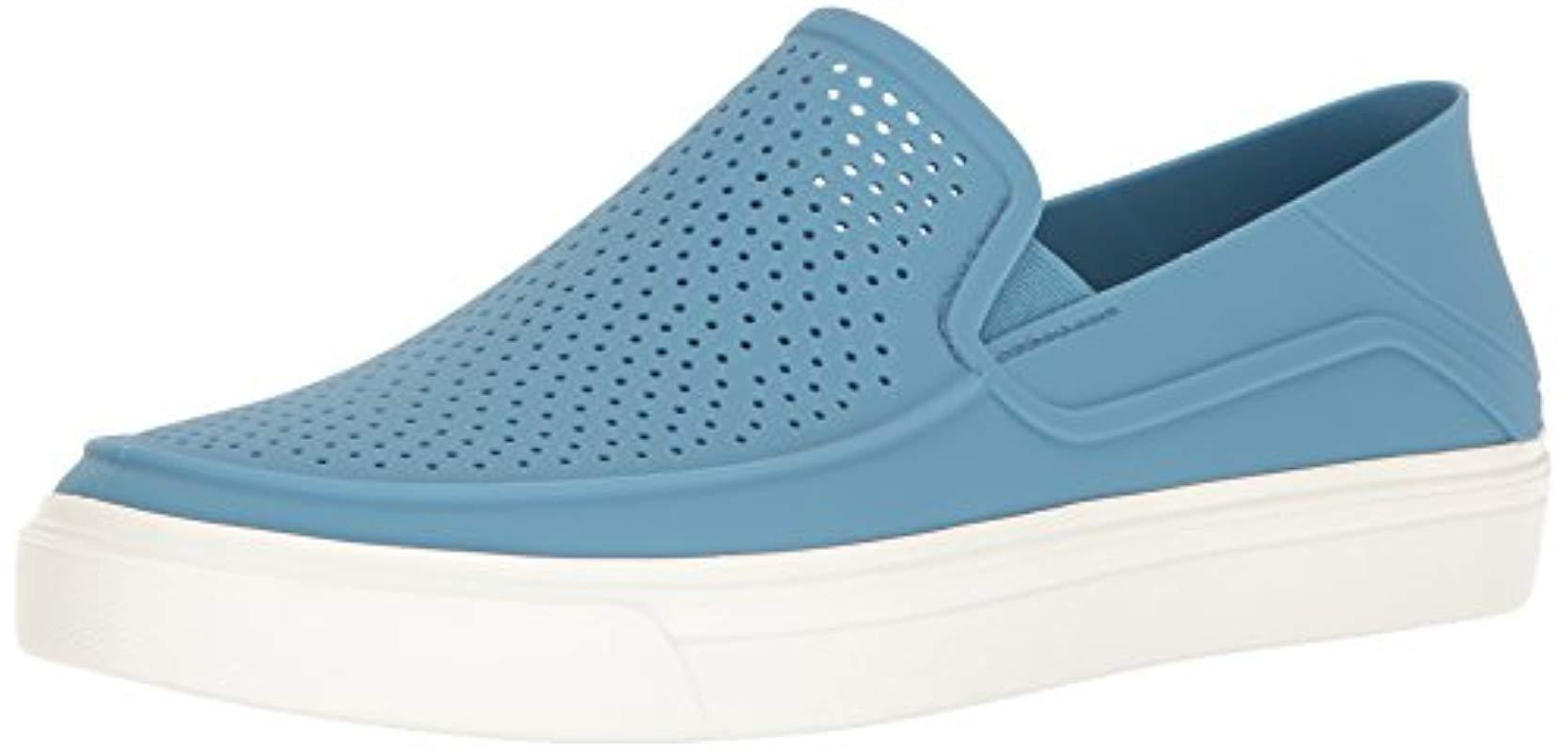 dcd3af6a8c2e4 Crocs™. Men s Blue Citilane Roka Slip-on Sneaker