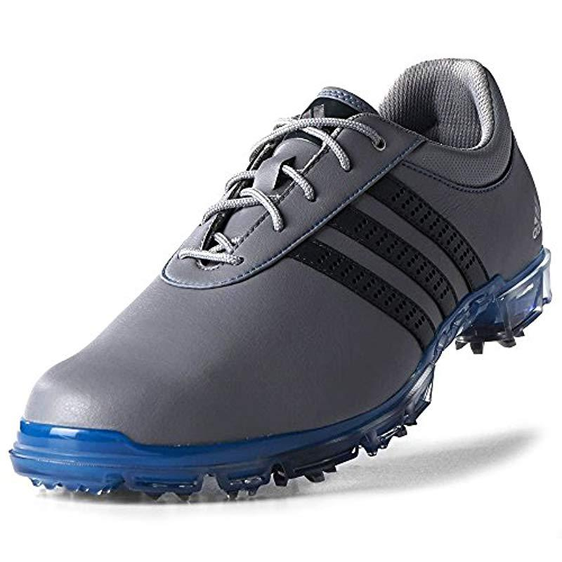 quality design ad3db 5a505 Adidas - Gray Adipure Flex Golf Shoe for Men - Lyst. View fullscreen
