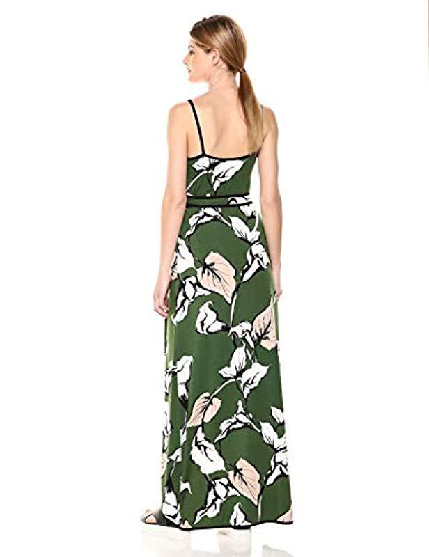 2c57fdee808 Lyst - Rachel Pally Britta Wrap Dress in Green