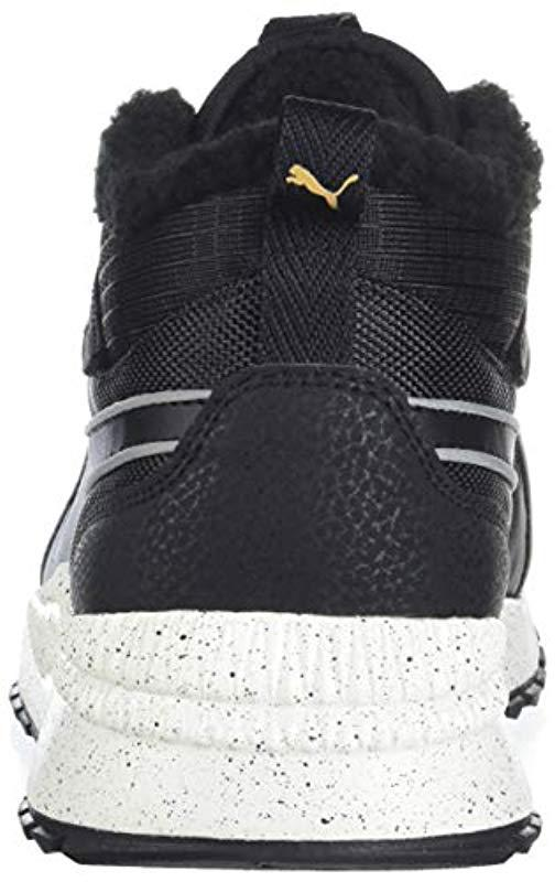 PUMA - Black Pacer Next Sb Wtr for Men - Lyst. View fullscreen dc4d0014a