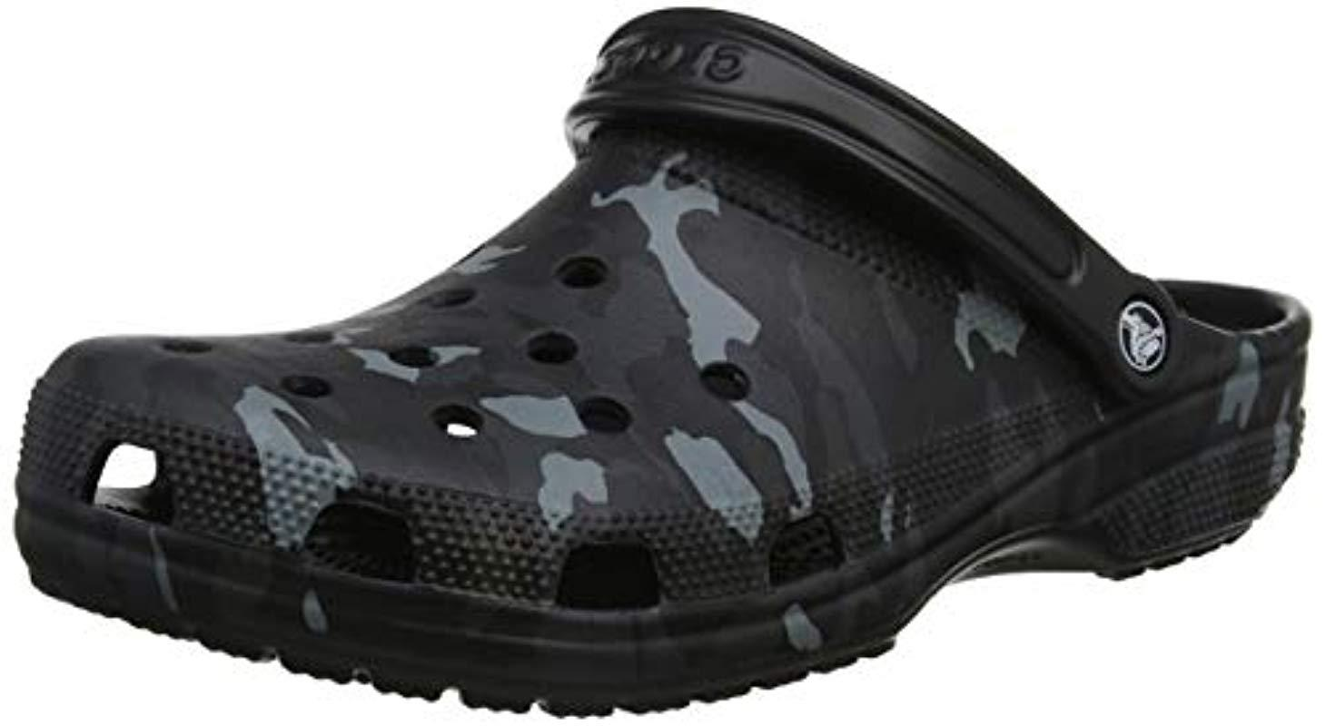 afb2ca4b9 Lyst - Crocs™ And Classic Graphic Clogs in Black for Men