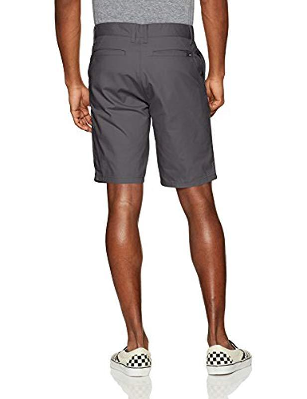 c3d77c9468839 Oakley Icon Chino Short in Gray for Men - Lyst