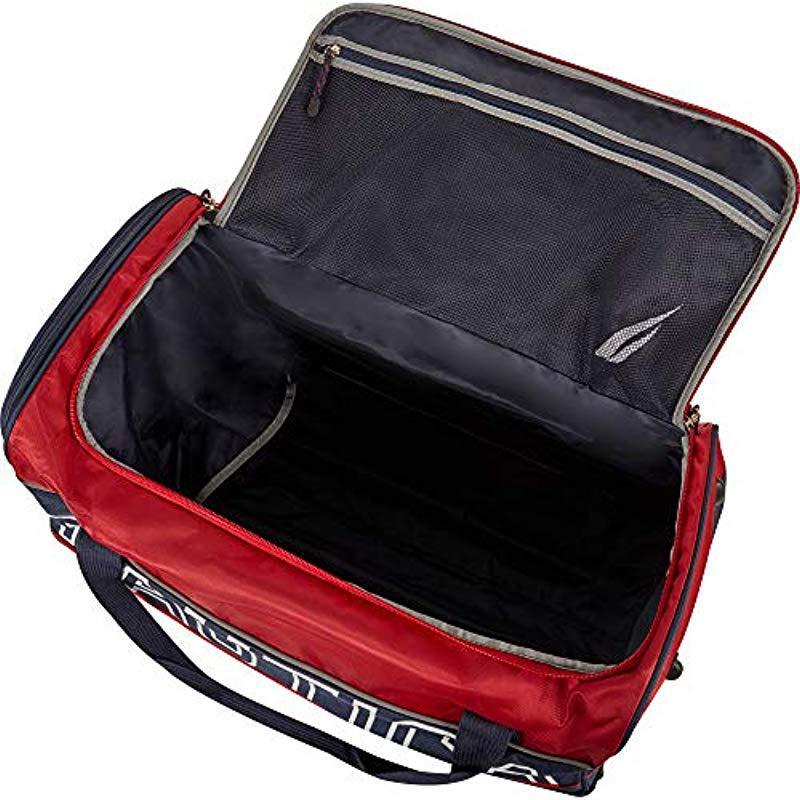 3d0230b9ac6 ... Travel Carry Duffle Bag - Lyst. View fullscreen