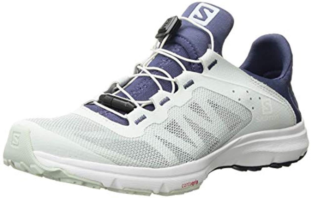844dac106864 Lyst - Yves Salomon Amphib Bold W Running Shoe in Blue - Save 8%
