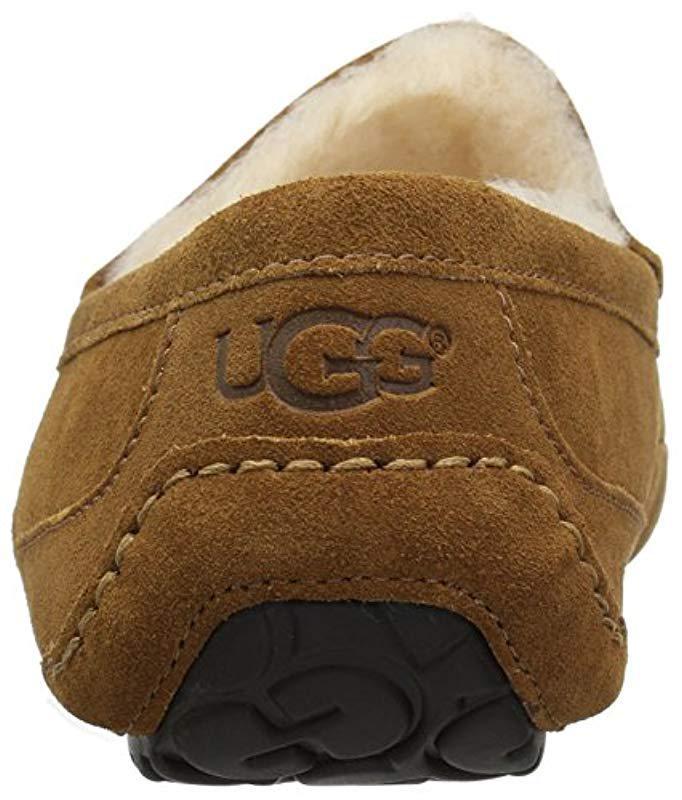 79a58439a59 Lyst - UGG Ascot Slipper