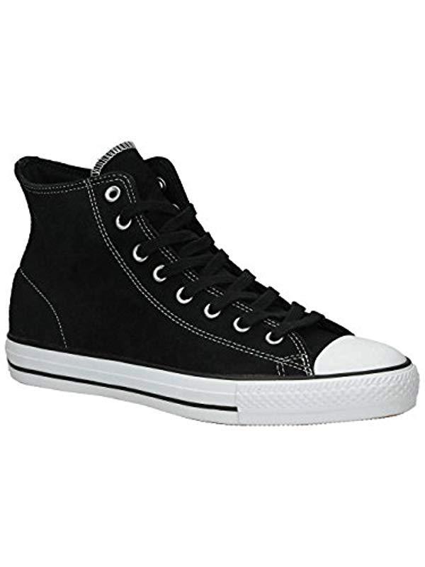 7677a5f6e9aa Lyst - Converse Chuck Taylor All Star Core Canvas High Top Sneaker ...