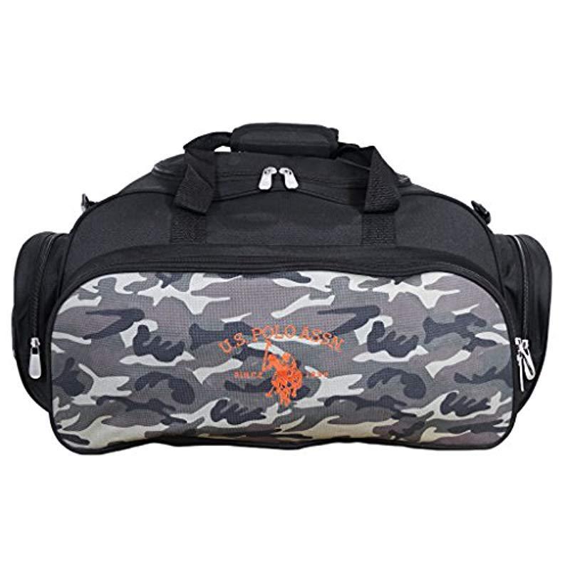 43bb637eba Lyst - U.S. Polo Assn. Nylon Duffel Bag
