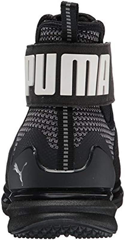 PUMA - Black Ignite Limitless Boot Sneaker for Men - Lyst. View fullscreen 6d14238d8