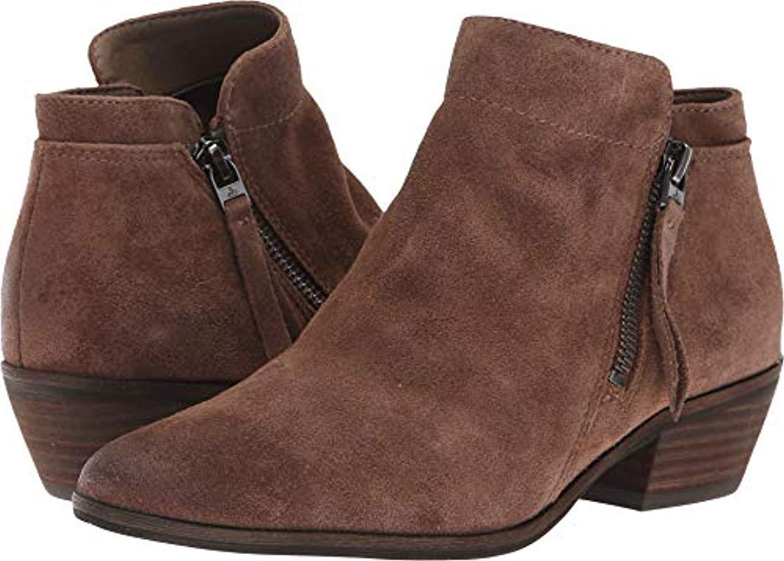 aaaf62421 Lyst - Sam Edelman Packer Ankle Boot in Brown - Save 55%