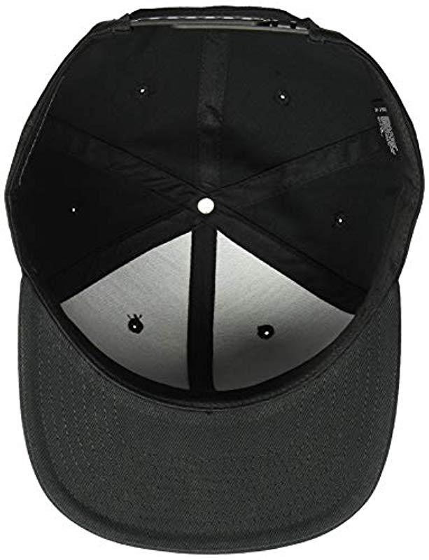 324dba36db490 Lyst - Brixton Rift Ii Medium Profile Adjustable Snapback Hat in ...