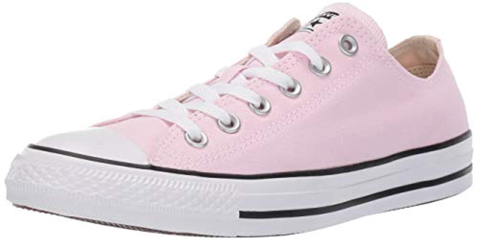 81395f0014c Converse. Pink Unisex Chuck Taylor All Star Seasonal 2019 Low Top Sneaker