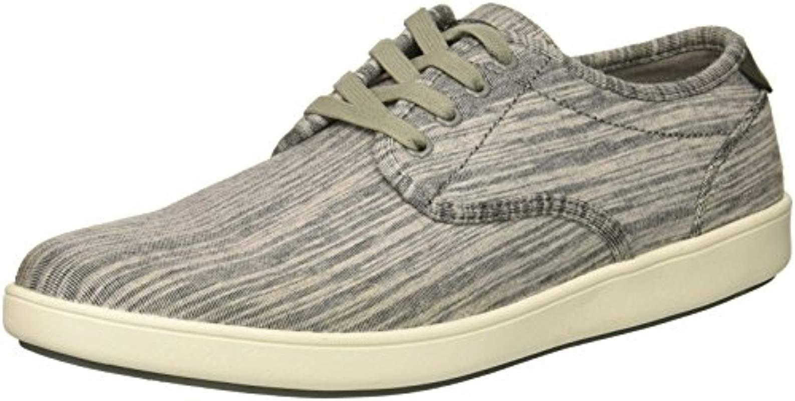 00d047d10ec Lyst - Steve Madden Fandom Sneaker in Gray for Men - Save ...