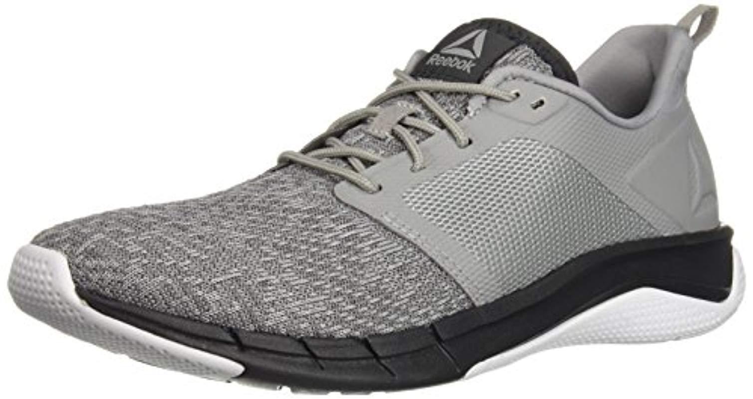3105315b404 Reebok. Men s Gray Print Run 3.0 Shoe.  80 From Amazon Prime