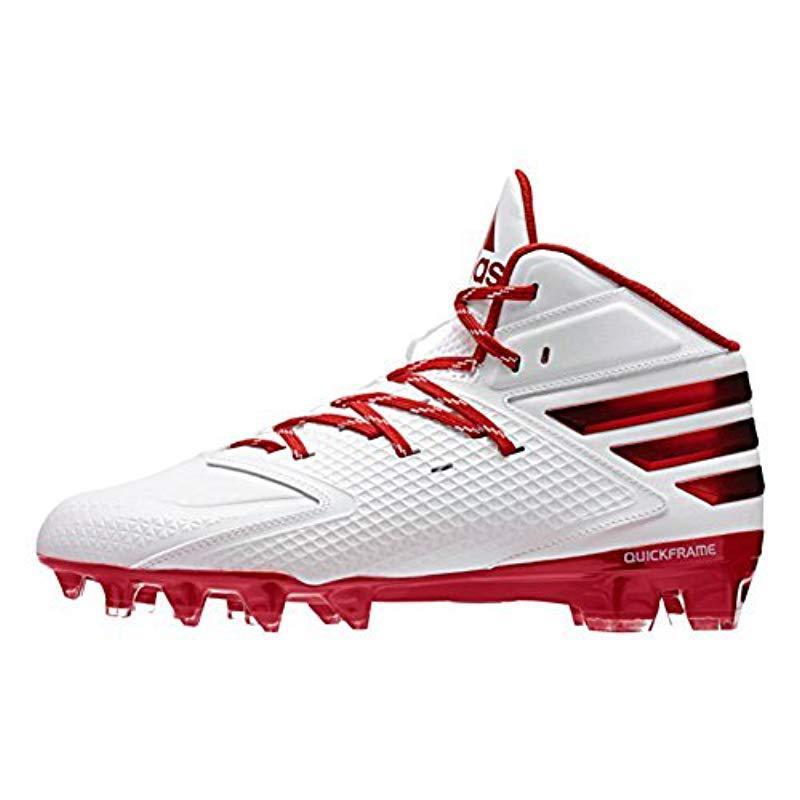 pretty nice 554e4 17913 adidas. Mens Performance Freak X Carbon Mid Football Shoe