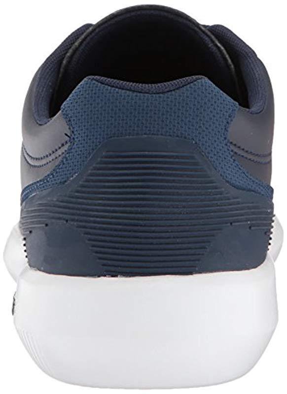 8c681435dbf2b3 Lacoste - Blue  s Avantor Sneakers for Men - Lyst. View fullscreen