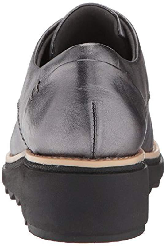 f369c1cbeca Clarks - Multicolor Sharon Noel Oxford - Lyst. View fullscreen