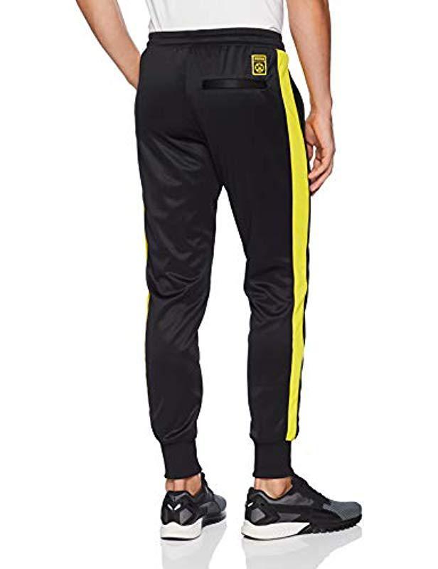 c1dcf482f97c Lyst - PUMA Bvb T7 Pants in Black for Men