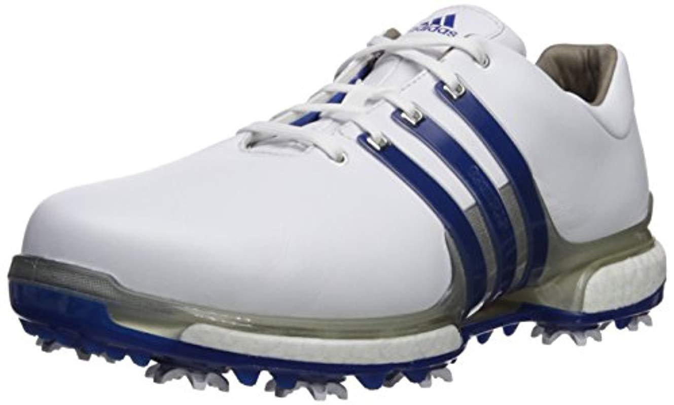 ee1ff7b1715d75 Lyst - adidas Tour360 2.0 Wd Golf Shoe in White for Men - Save 25%
